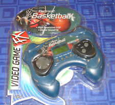 Electronic Basketball Electronic Handheld Travel Game NBA FX New In Package