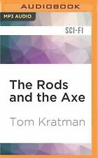 Carrera: The Rods and the Axe 6 by Tom Kratman (2016, MP3 CD, Unabridged)