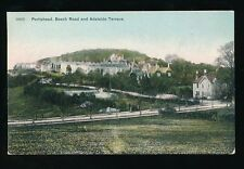 Somerset PORTISHEAD Adelaide Terrace Beach Rd pre1919 PPC local pub Kirkpatrick