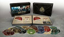 Harry Potter  Hogwarts Collection  31 Disc  Blu-Ray  + Dvd  Box Set    New