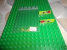 LEGO  60055  Monster Truck  2  PANEL  30413  LIME  WITH  STIKER