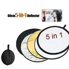 Light Mulit Collapsible disc for photography Panel Reflector diffuser For Photo