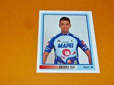 N°117 A. TAFI MAPEI MERLIN GIRO D'ITALIA CICLISMO 1995 CYCLISME PANINI TOUR