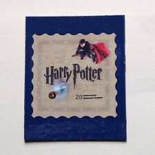 HARRY POTTER themed Postage Stamp Magnet For Display Stamp Free Shipping