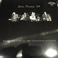 ELVIS PRESLEY '55 Recorded Live at The Louisiana - 2015 VINYL LP NEW