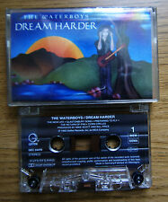 "THE WATERBOYS - ""DREAM HARDER"" 1993 Audio Cassette 12 Tracks"