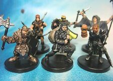 Dungeons & Dragons Miniatures Lot  Wicked Player Character Party !!  s100
