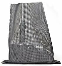 Rigid Pond Pump Mesh Bag Protects Pump From Harmful Debris Works With Most Pumps