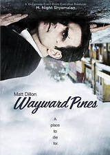 Wayward Pines: Season 1 (DVD, 2015, 3-Disc Set)