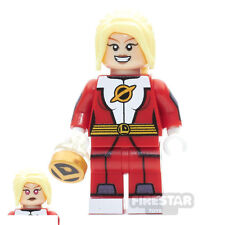 Custom Print Design LEGO Minifigure - Super Heroes Inspired Saturn Girl