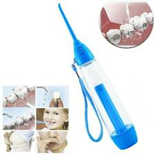 70ml Dental Oral Care Water Jet Irrigator Flosser Tooth SPA Teeth Pic Cleaner TR