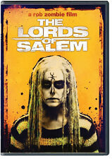 THE LORDS OF SALEM DVD SEALED - HORROR - ROB ZOMBIE - AUTHENTIC US RELEASE