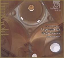 O Gemma Lux von P.V. Nevel,Huelgas-Ensemble (2011), Digipack, Neu OVP, CD