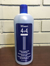 TRESemme 4+4 Deep Cleansing Clarifying Shampoo 32oz - NEW & FRESH- Free Shipping