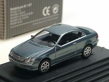 Wiking Mercedes CLK, hellblau-met. - dealer model,  PC 1331 - 1/87