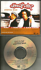 Truth Hurts SHUG & DAP Anotha Man  w/ REMIX & RADIO EDIT PROMO DJ CD single