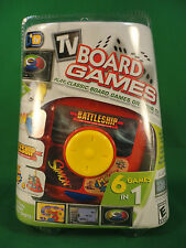 NEW Hasbro TV Electronic Board Games Simon Battleship Mouse Trap Checkers +