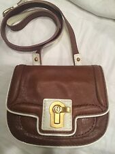 AUTHENTIC Juicy Couture Saturday Soiree Millie Cross body Purse Brown NWOT