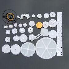 New Plastic 34 Kinds Of Gear Rack Pulley Belt Worm Gear Single Double Gear Teeth