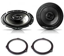 Ford Kuga 2008-2014 Pioneer 17cm Rear Door Speaker Upgrade Kit 240W