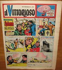 SETTIMANALE IL VITTORIOSO=N°29 18/07/1959 ANNO XXIII=I CENTAURI DEL FANGO=SCHERM