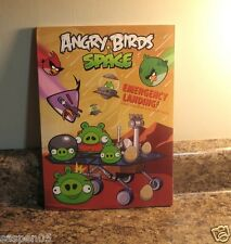 Angry Birds Space Coloring and Activity Book Emergency Landing  NEW