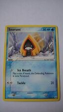POKEMON CARD EX HIDDEN LEGENDS SNORUNT  73/101 MINT CONDITION L@@K