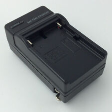 Portable Infolithium-Ion M L Battery Charger for SONY NP-FM-50 DCR-TRV14E/TRV18E