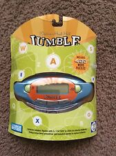 Jumble Electronic The Scrambled Word Game 400 Word Puzzles Parker Bros 2006