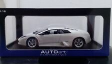 1:18 autoart lamborghini murcielago balloon white super rare color sold out