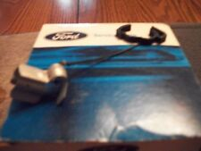 NOS 1987 - 1993 FORD MUSTANG 2.3L 5.0L 302 GT FUEL RAIL TUBE CLIP & TETHER NEW