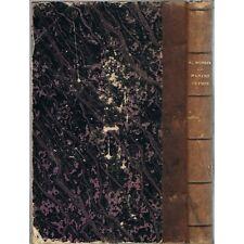 Madame OLYMPE-COMMENT on DEVIENT COLORISTE-FLEUR BRETONNE... d'Henry MURGER 1870
