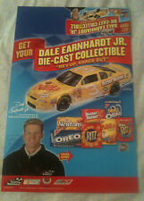 Dale Earnhardt Jr.- Store Display Poster - #3 Nilla/Nutter Butter Car