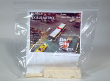 JC Resin Cast Flxible Metro Grumman 870 1:160 N Scale City Transit Bus Coach