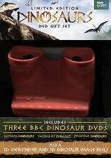 Limited Edition Dinosaurs (BRAND NEW 3-DISC DVD SET + VIEWFINDER) BBC 3D DINO