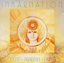 Oliver Shanti : Inkarnation / Licht Prakash Light SATTVA CD 1987