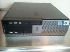 Dell Optiplex 960 SFF Core 2 Duo E8400 3.0GHz 4GB 500GB Win 7 Pro, DVD/RW