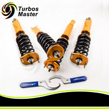 for 90-96 Nissan 300ZX Z32 Coilovers Suspension Kit Shock Absorbers Struts