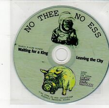 (DS710) No Thee No Ess, Waiting For A King - 2012 DJ CD