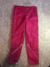Womens Leading Edge Gore-Tex   Athlectic Jogging/Gym Lined Pants Small Ked