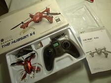 The Hubsan X4 2.4GHZ RC Series 4 Ch. LED Quadcopter Mini HD Camera Spy Drone Toy