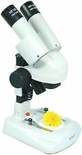 *NEW IN BOX* My First Lab i-Explore Scope Binocular Stereo MICROSCOPE 20X Mag