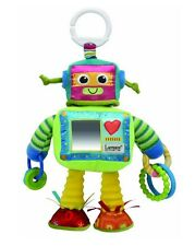 Lamaze Play & Grow RUSTY the ROBOT Take Along Developmental Toy ~NEW~