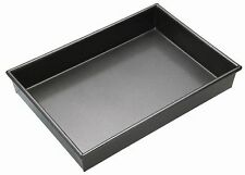 Master Class Non-Stick Rectangle Cake Tin/Tray bake Deep Pan 35 x 24 cm - Large