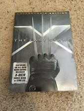 X-Men: The Last Stand DVD, 2006, Stan Lee Collector's Edition: Bonus Book