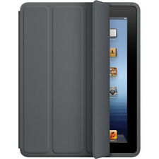 Apple® - Smart Case for iPad® 2nd 3rd, & 4th Gen – Dark Gray MD454LL/A
