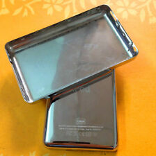 New 128GB customizing Metal Back Case Housing Cover (thin)for ipod classic