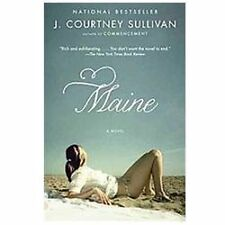 Maine (Vintage Contemporaries) by Sullivan, J. Courtney, Good Book
