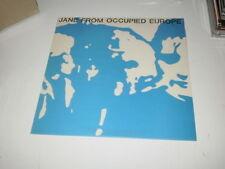 "JANE FROM OCCUPIED EUROPE - Little Valley Town - 7% RECORDS 12"" MADE IN UK - EP"