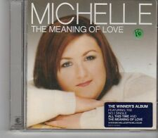 (GA665) Michelle, The Meaning Of Love - 2004 CD